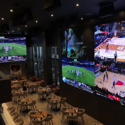 Largest indoor LED screen in Florida